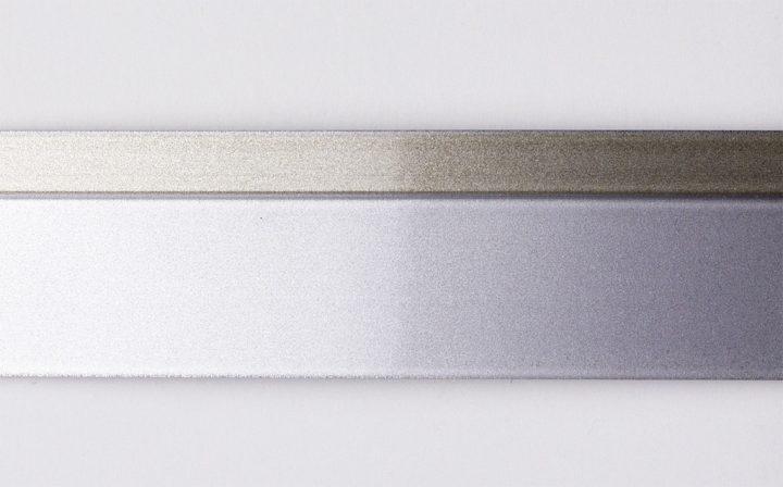 Beige Metallic/Silver Gloss DU18/02