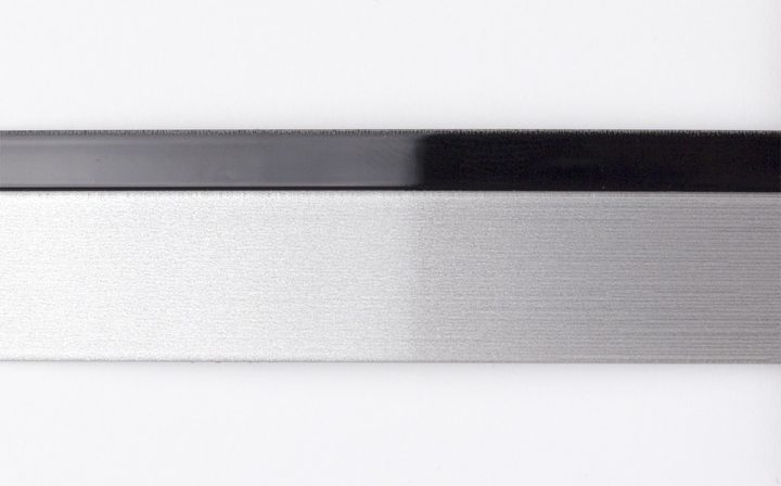 Black/Silver Gloss DU06/02